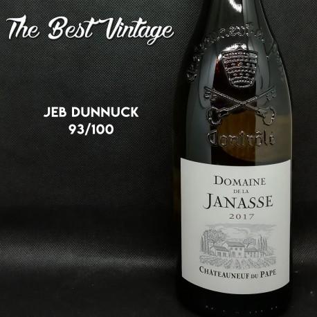 Janasse 2016 - white wine Chateauneuf du Pape