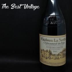 Nerthe Cuvée des Cadettes 2005 - red wine Chateauneuf du Pape