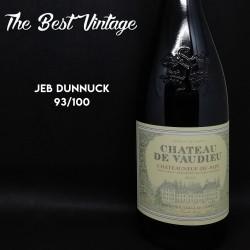 Vaudieu Châteauneuf-du-Pape 2018 - vin blanc