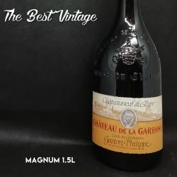 Gardine Gaston Philippe 2013 Magnum - vin rouge