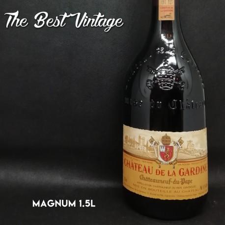 Gardine 2015 Magnum - vin rouge chateauneuf du pape