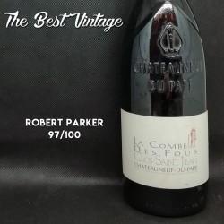 Clos Saint Jean Combe des Fous 2003 - red wine