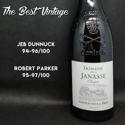 Janasse Chaupin 2004 - red wine