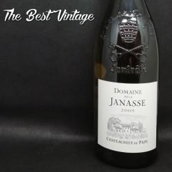 Janasse 2009 - white wine Chateauneuf du Pape