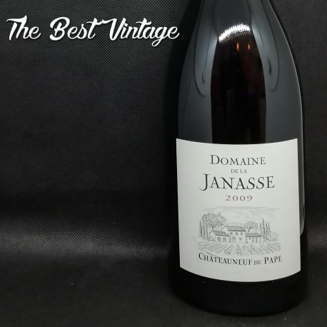 Janasse 2009 Prestige - white wine Chateauneuf du Pape