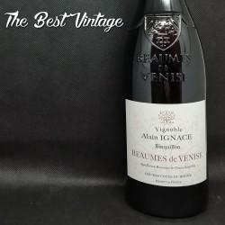 Ignace Alain Beaumes de Venise Binquillon 2017 - vin rouge