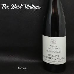 Ignace Alain Le péché d'Émilie 2017 - red wine Muscat Beaumes de Venise
