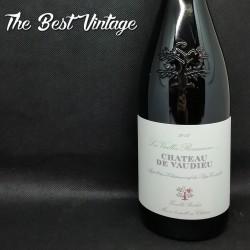 Vaudieu Vieilles Roussanes 2017 - vin blanc