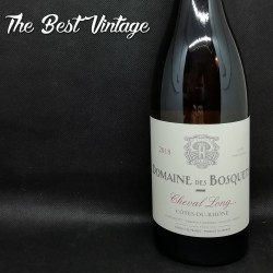 Bosquets Cheval long 2018 - vin blanc