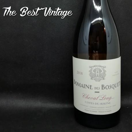 Bosquets Cheval long 2018 - vin blanc