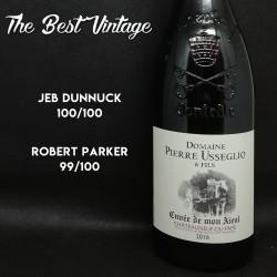 Usseglio Châteauneuf-du-Pape Cuvée de mon Aïeul 2016 - red wine