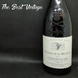 Mordorée Reine des Bois 2017 - vin rouge