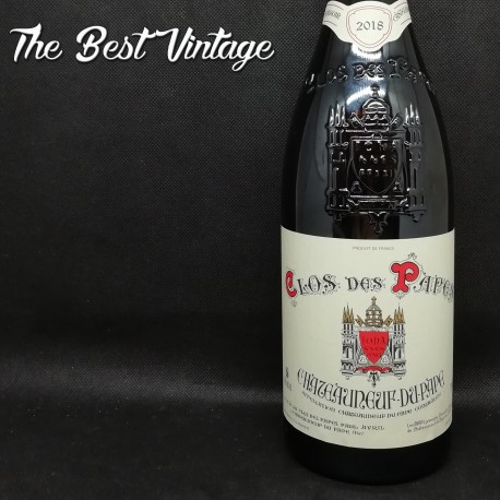 Clos des Papes 2018 - white wine
