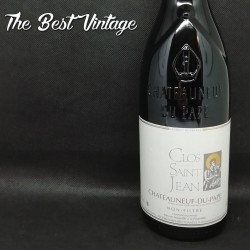 Clos Saint  Jean 2017 - vin rouge