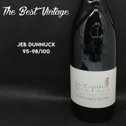 Clos Saint Jean Chateauneuf du Pape Combe des Fous 2017 - vin rouge