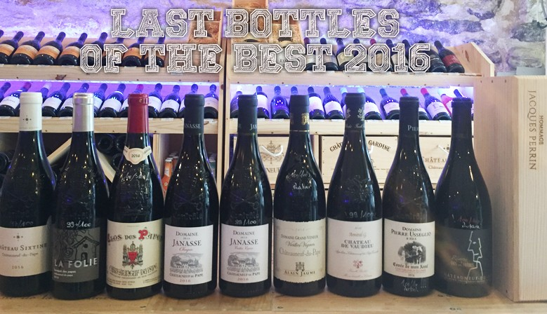 the best 2016 chateauneuf du pape
